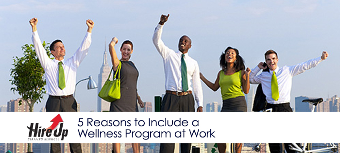 5-reasons-to-include-wellness-program-at-work