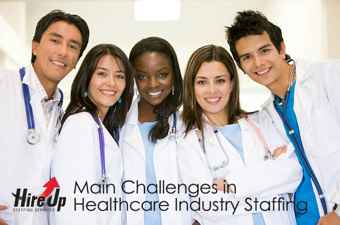 main challenges in healthcare industry staffing