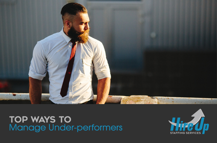 Top ways to manage under performers