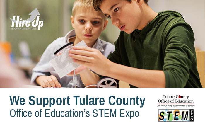 We-Support-Tulare-County-Office-of-Education's-STEM-Expo